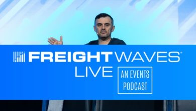 Photo of FreightWaves LIVE: An Events Podcast – Gary Vaynerchuck and Craig Fuller from Transparency19
