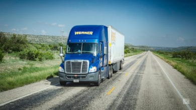 Photo of Werner reports second-best ever 3Q earnings despite softer freight environment