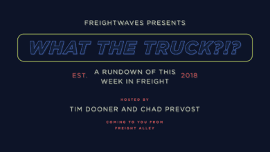Photo of What the Truck?!? [podcast] Piracy on the high seas, drone deliveries, cybersecurity and strikes