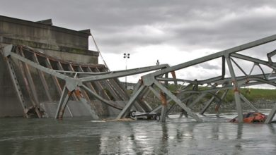 Photo of Today's Pickup: Washington Supreme  Court rules state not at fault for trucking accident that felled I-5 bridge