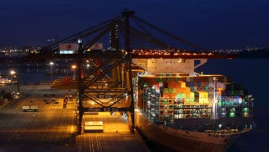 Photo of Revenues flat, box volumes up, profits down for COSCO Shipping Ports