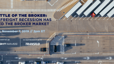 Photo of The Battle of the Broker: How the Freight Recession Has Impacted the Broker Market
