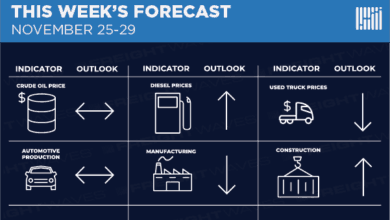 Photo of This Week's Forecast – November 25, 2019