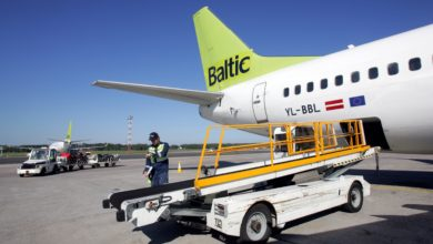 Photo of Riga airport expands to keep up with surge in cargo volume