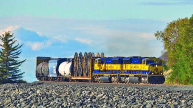 "Photo of Commentary: Is the Alaska Railroad on track to the ""Lower 48?"""