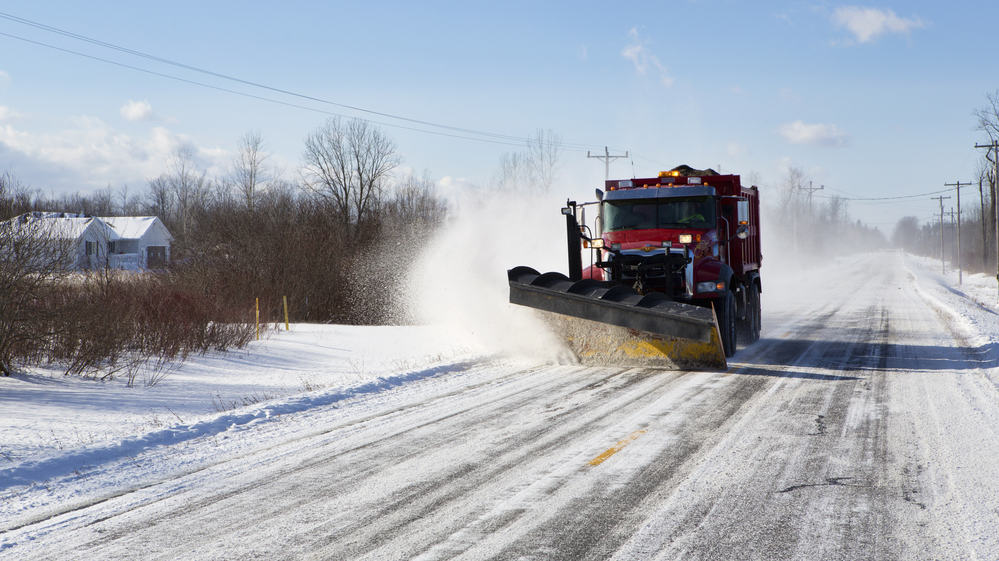 Lake-effect snow still slamming the Midwest - FreightWaves