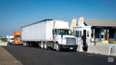 Photo of CBP adds functionality to ACE truck manifest portal
