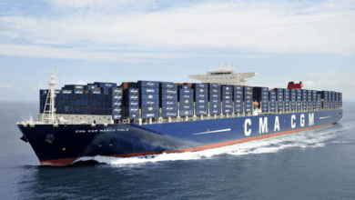 Photo of CMA CGM aims to raise $2 billion to pay loans on CEVA purchase