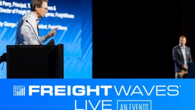 Photo of FreightWaves LIVE [podcast] Agendas with an impact and Transparency19's Great Debate