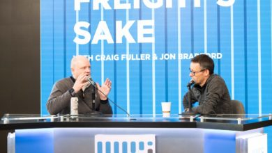 Photo of For Freight's Sake: Advice for new freight brokers and investors (with video)