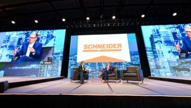 "Photo of Schneider CEO: AB5, other regulatory changes could spark ""re-regulation"" of industry (with video)"
