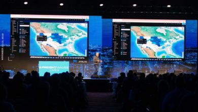 Photo of Craig Fuller unveils SONAR 5.0: multimodal data and trucking rate forecasting (with video)