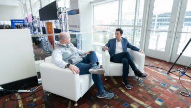 Photo of 'Fuller Speed Ahead' with Eric Rempel, Chief Innovation Officer, Redwood Logistics (with video)