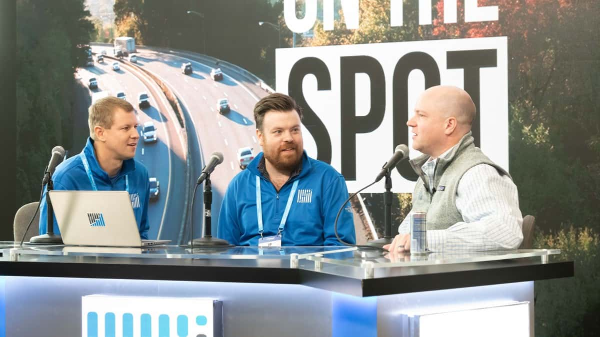 FreightWaves CEO Craig Fuller joins the 'On the Spot' crew at FreightWaves LIVE in Chicago.