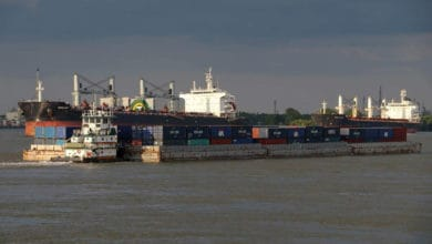 Photo of Plastic resin exports drive growth for container-on-barge service