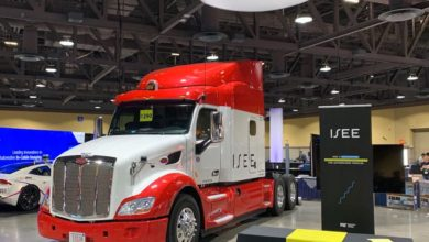 Photo of Firm that backed Lyft, Facebook bets on autonomous trucks