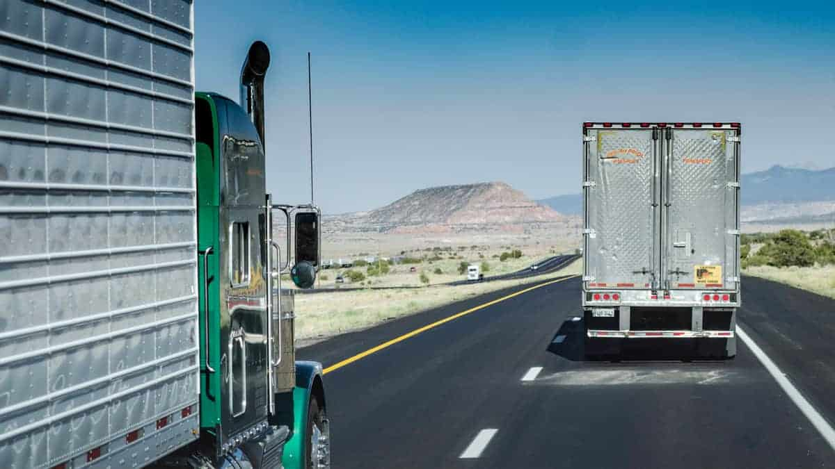 Teknowlogi automates trucking processes by a mix of tribal knowledge and AI algorithms (Photo: Jim Allen/FreightWaves)