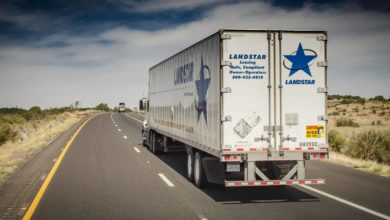 Photo of Trucking companies move to cut ties with independent California drivers as labor law looms