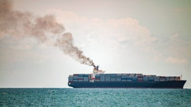 Photo of Slowing ships may have little CO2 reduction benefit
