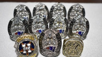 Photo of CBP tackles fake sports championship ring shipment