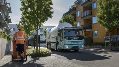 "Photo of Volvo rolls out electric ""urban"" trucks in Europe"