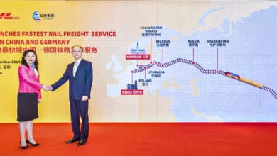 Photo of DHL launches China-Germany rail express