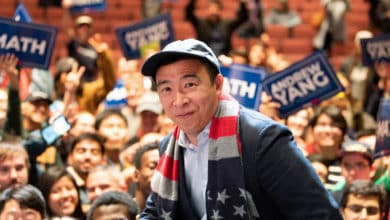 Photo of Yang would anoint 'trucking czar' if elected president