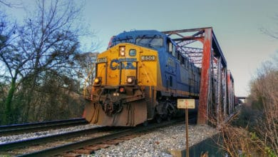 Photo of Freight rail seeks ways to stay afloat amid sinking rail volumes