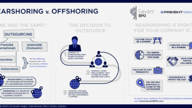 Photo of Nearshoring v. Offshoring