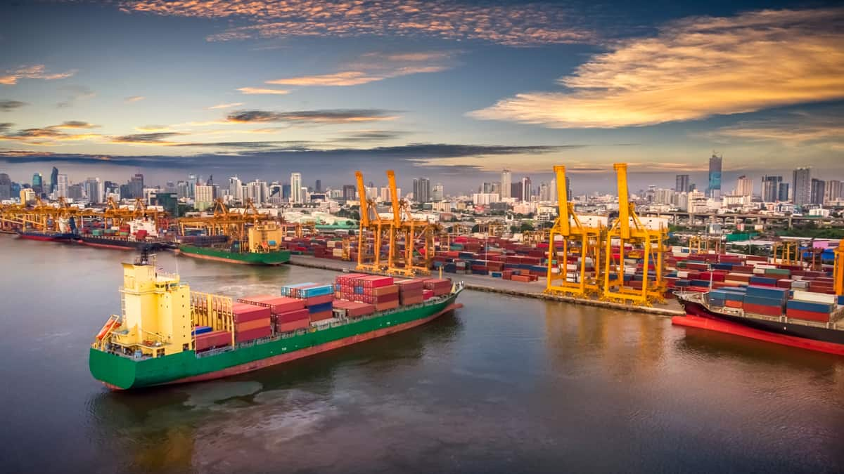 Why disrupt the traditional maritime industry when you can empower it (Photo: Shutterstock)