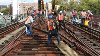 Photo of Class I rail employment hits new low