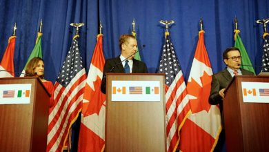 Photo of US, Canadian and Mexican officials make pre-holiday USMCA push