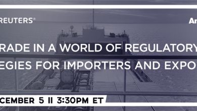 Photo of Global Trade in a World of Regulatory Change: Strategies for Importers and Exporters
