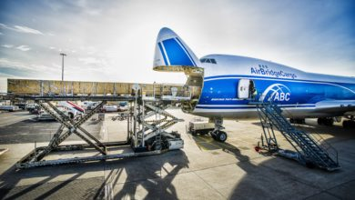 Photo of AirBridge Cargo completes record container transport