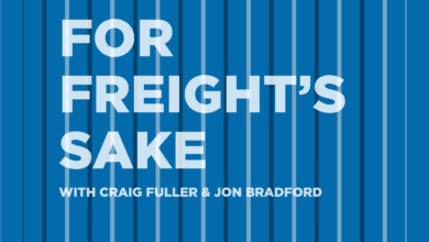 Photo of For Freight's Sake [podcast] Live from FreightWaves LIVE Chicago