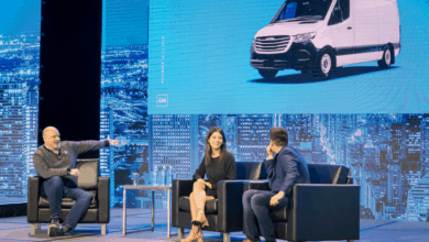 Photo of No shortage of trucking topics with Rachel Premack and Craig Fuller from #FWLive [podcast]