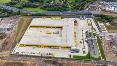 Photo of DHL opens mega parcel center