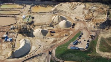 Photo of Fracking sand company sees its stock almost halve on big customer loss