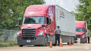 Photo of U.S. Xpress posts loss, doubles down on capacity