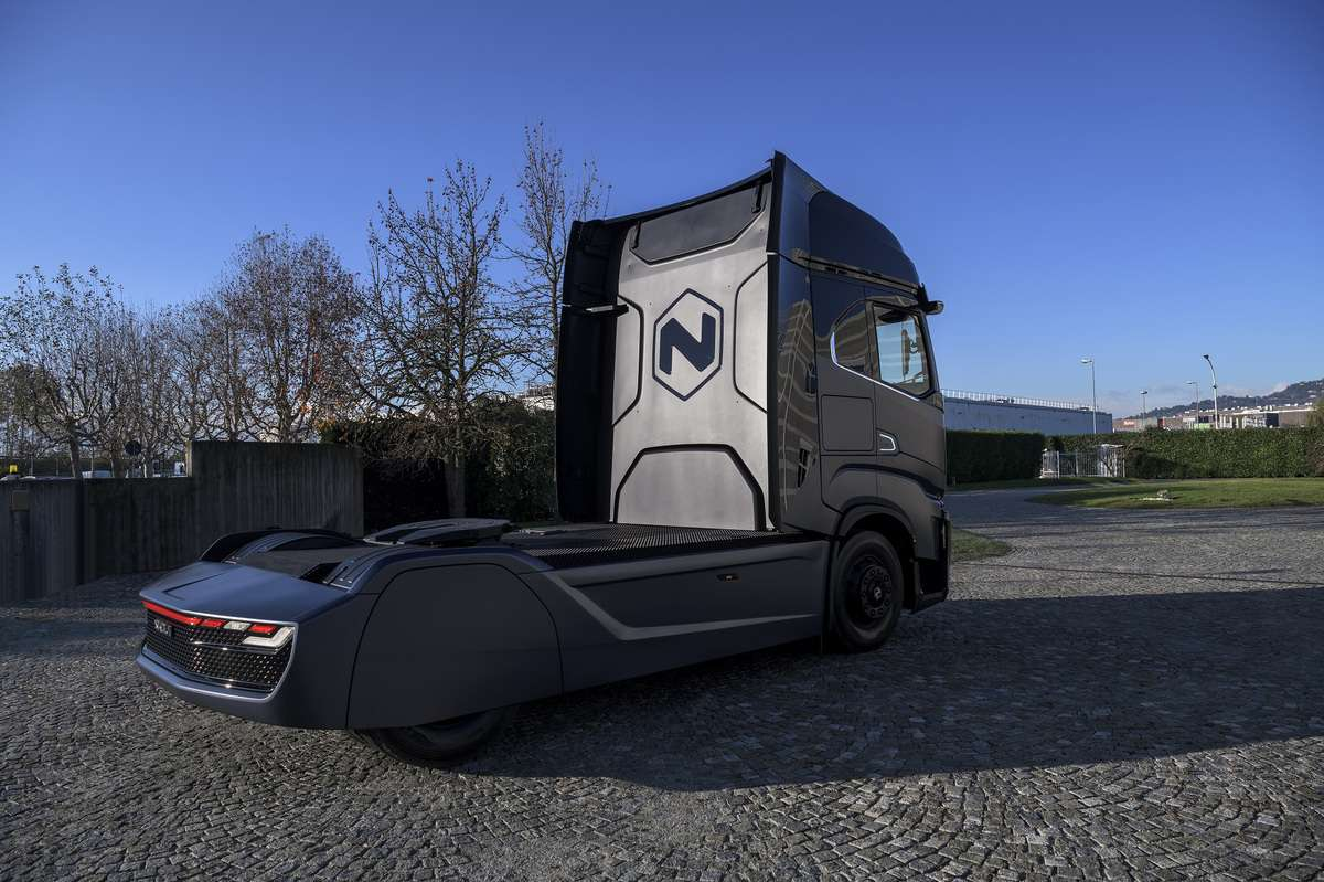 Nikola Motors One cover image