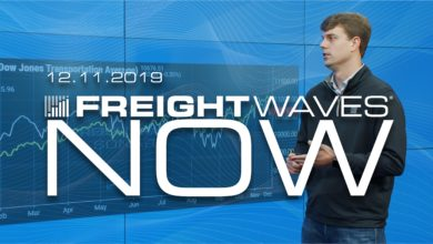 Photo of Freightwaves NOW: Memphis margins are big, Goldman Sachs Gets Into Trucking