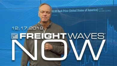 Photo of FreightWaves NOW: Louisville Spot Rates are Skyrocketing