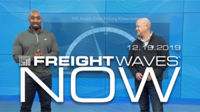 Photo of FreightWaves NOW – Holiday Crunch, Carrier Cheer