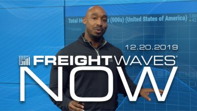 Photo of FreightWaves NOW: Hot Short-haul Markets, Strong Finish to Housing Market