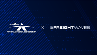 Photo of Airforwarders Association and FreightWaves forge data and media partnership