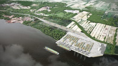 Photo of Canada Infrastructure Bank funding Montreal terminal
