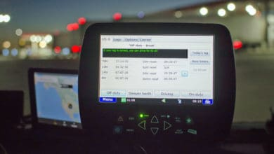 Photo of Drivers now have ELDs, but who has their data?