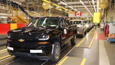 Photo of Canadian manufacturing took hit during GM strike