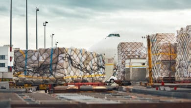 Photo of Is airfreight killing time?