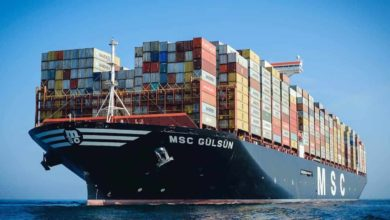 Photo of Falling global trade-to-GDP ratio worries shipping industry